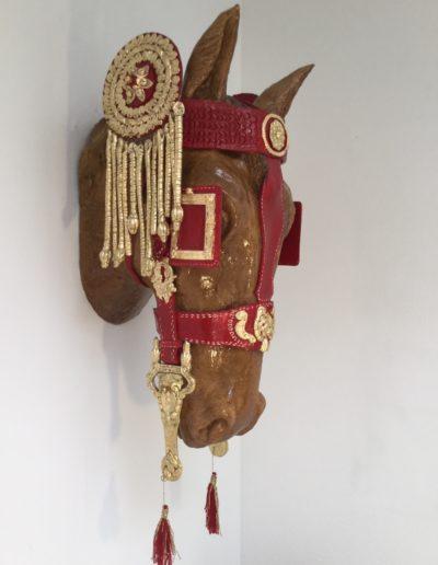 Tête de cheval Versailles